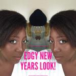 NYE Edgy Makeup