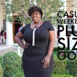 Casual Weekend: Plus Size OOTD