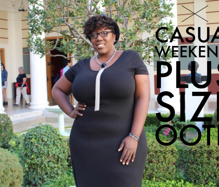Casual Weekend: Plus Size OOTD