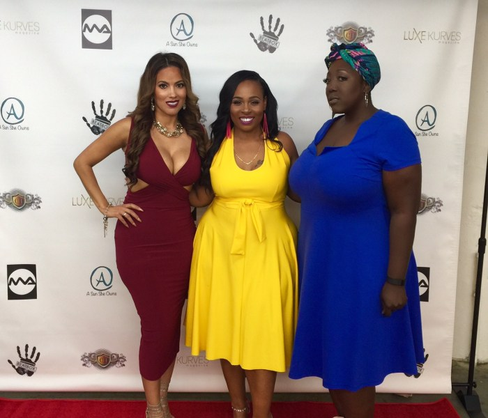 Luxe Kurves Fashion Night Los Angeles