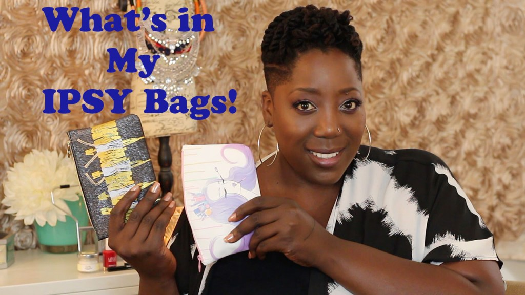 IPSY, Beauty Products, IPSY Bag, Skincare, Makeup, Beauty Subscription, August, September, Jana'e Michelle, This Curvy Girls Life
