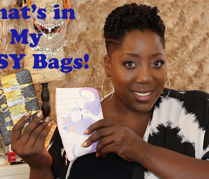 What's in My Ipsy Bags?