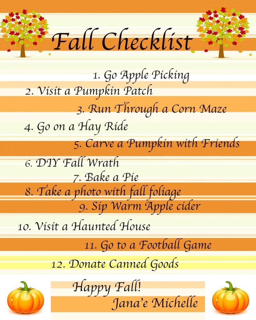 Fall Checklist, Fall California, Things to do for fall, What to do for fall, Checklist for fall, Apple Picking, Hay Ride, Pumpkin Patch, This Curvy Girls Life, Jana'e Michelle,