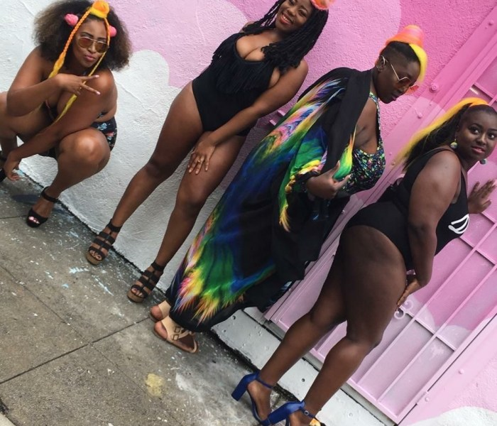 Body Loves Cake Fashion Show: Swimsuit Edition