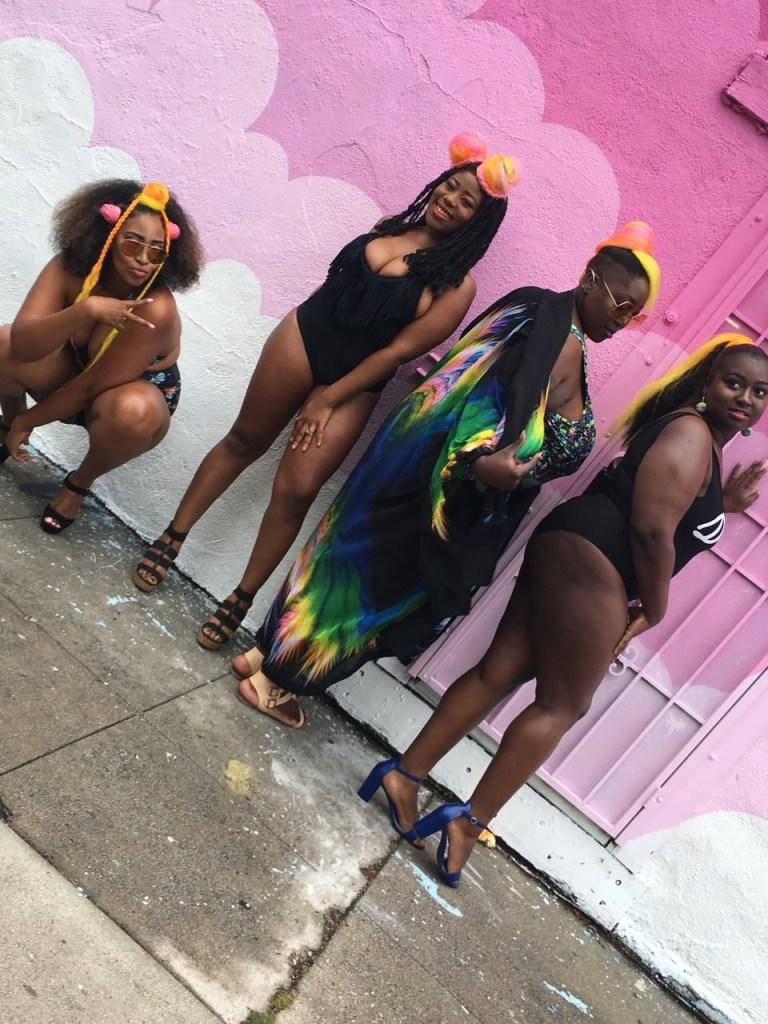 Body Loves Cake, The Plus Bus, Plus Size Swimwear, Plus Size Clothing, Online Boutique, Plus Size Models, Fashion Show, Swim wear, Natural Hair, Black Girl Magic, This Curvy Girls Life, Janae Michelle