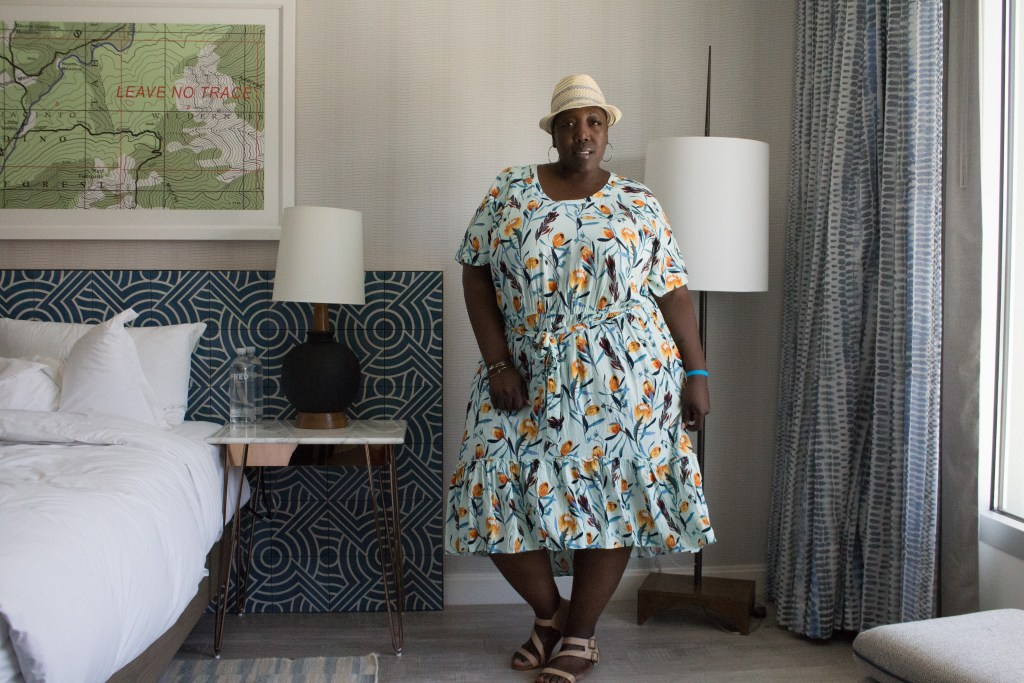 TargetStyle, Ava and Viv Collection, Plus Size, Fashion, Palm Springs, Summer Looks, Self Care, This Curvy Girls Life, Summer Style, Plus Size Style, Fashion over 40