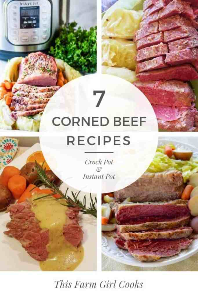 corned beef recipes for slow cooker and instant pot