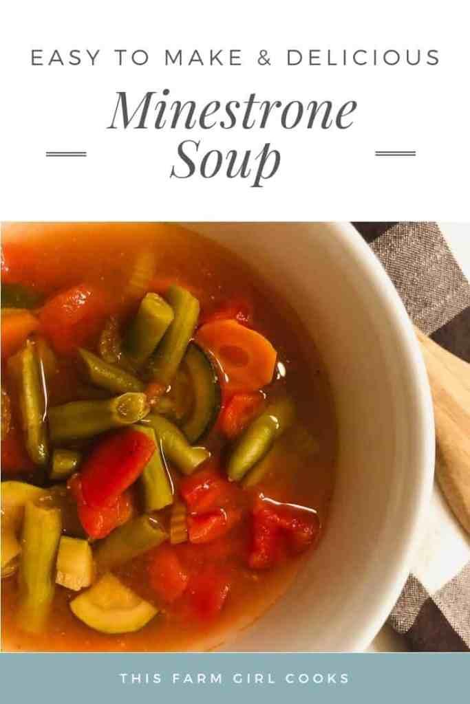best minestrone soup