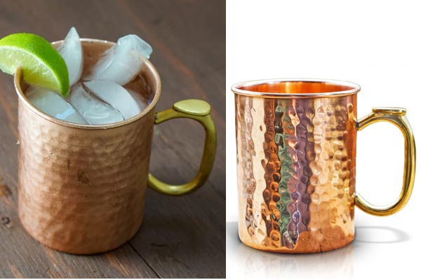 copper mug valentines gifts for him