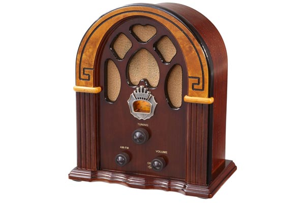 Vintage radio valentines gifts for him