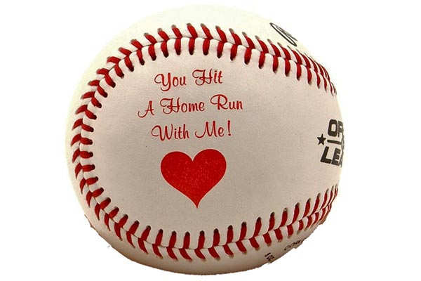 baseball valentins gifts for men