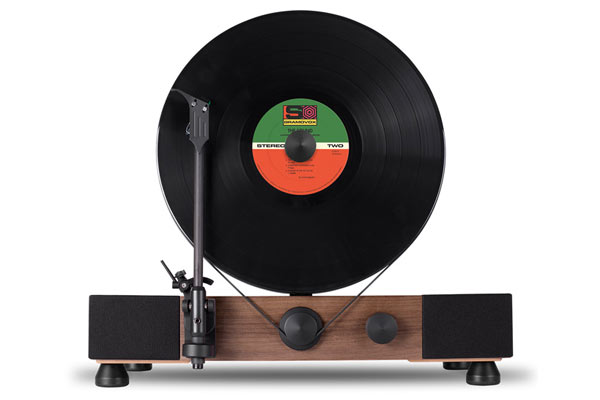 gifts for music lovers floating record