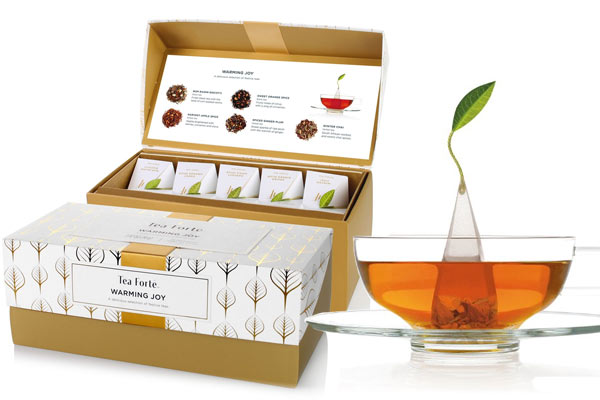 tea forte christmas gift ideas for men