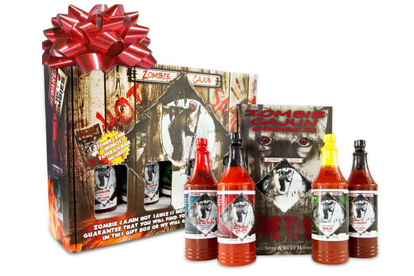 easter gift ideas hot sauce