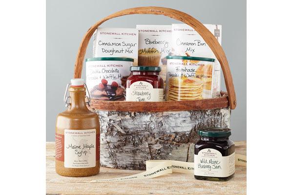 easter gift ideas pancake gift basket