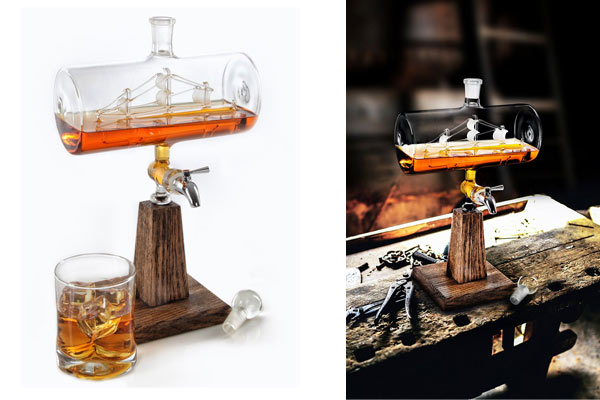 40th birthday gift ideas for him decanter