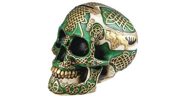 40th birthday gift ideas for him skull