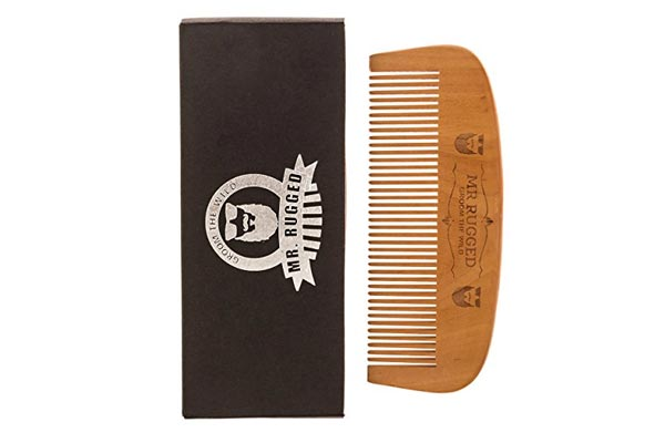 Small Gifts Ideas For Men beard comb