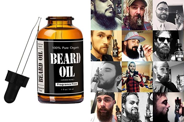 Small Gifts Ideas For Men beard oil
