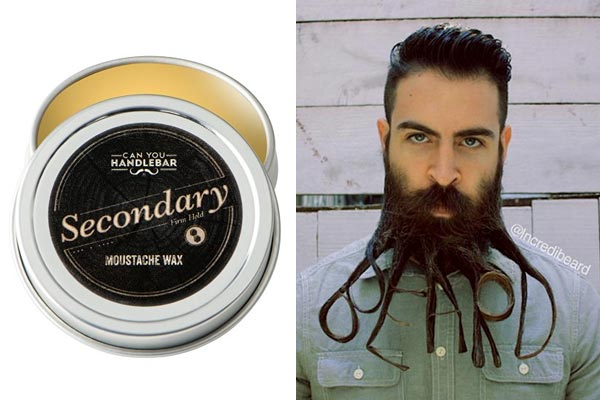 Small Gifts Ideas For Men beard wax
