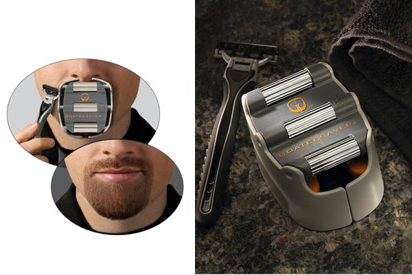 Small Gifts Ideas For Men goatee template