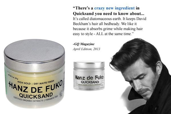 Small Gifts Ideas For Men hair wax