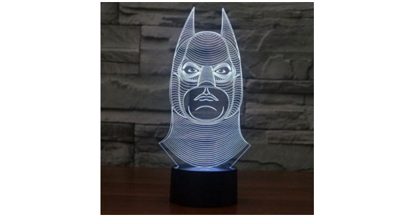 batman gifts for men light