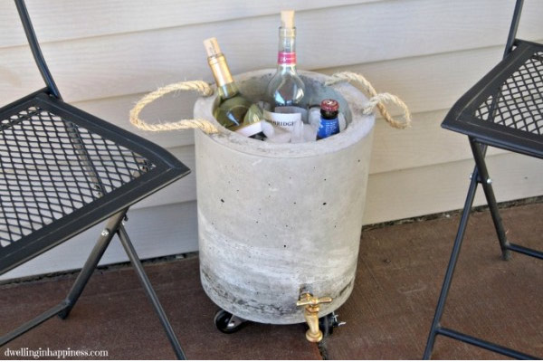 beverage cooler diy gifts for boyfriend