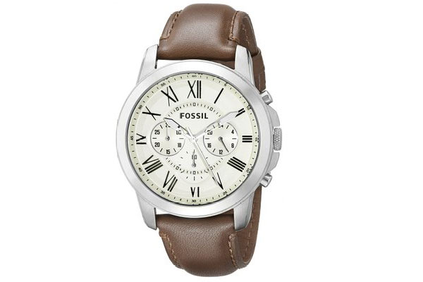 leather gifts for him watch