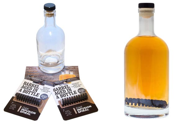 small gifts ideas for men barrel age cocktail kit