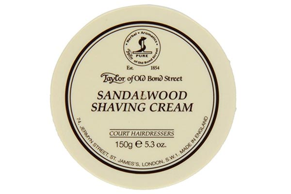 small gifts ideas for men shaving cream