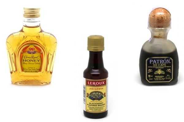 small gifts ideas for men travel size liquor