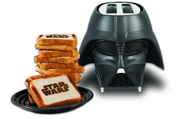 star wars gifts for him darth vader toaster
