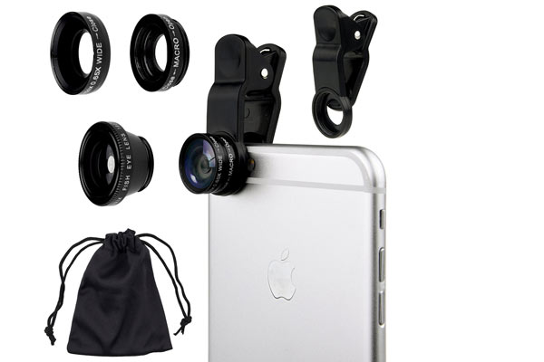 phone camera lens birthday gifts for him
