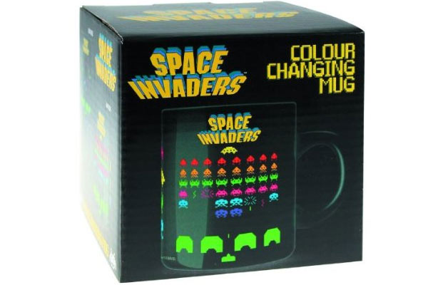space invader mug for geek