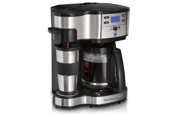18th birthday gift for him coffee maker
