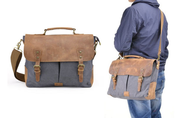 18th birthday gifts for him messenger bag