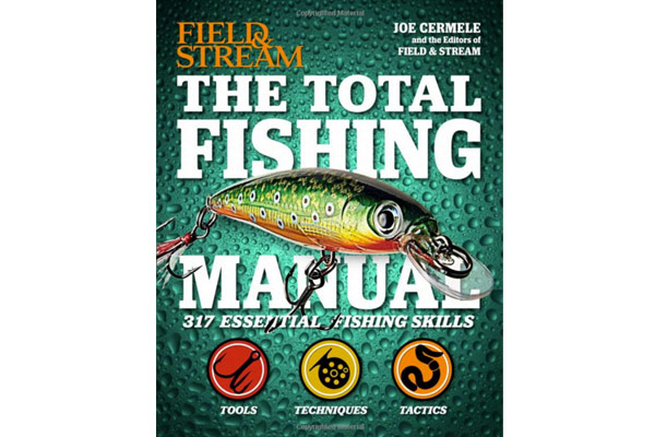 fishing gifts for dad book
