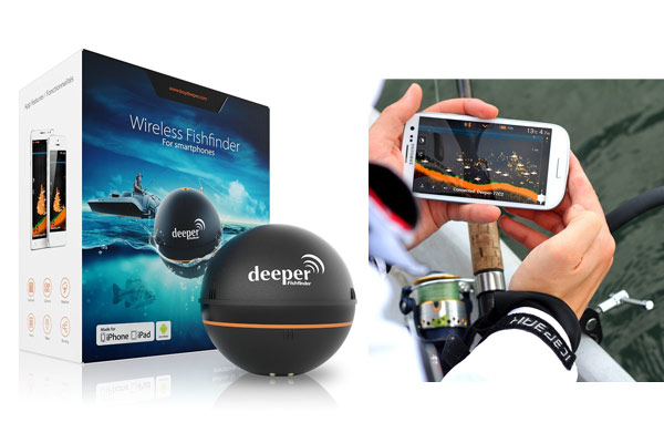fishing gifts for dad fishfinder