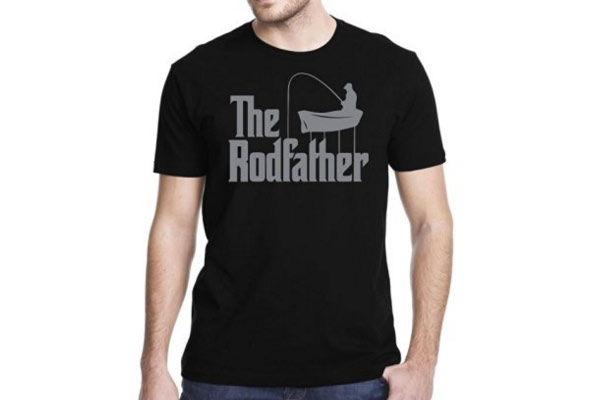 fishing gifts for dad t shirt
