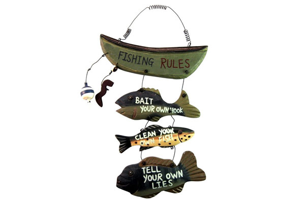 fishing gifts for husband decoration