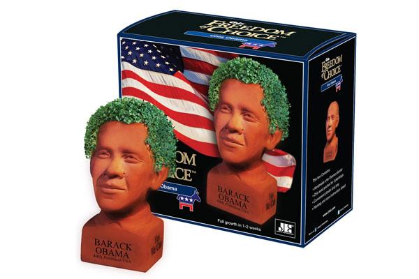 gardening gifts for him obama hair