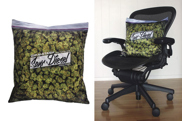 gifts for stoners pillowcase