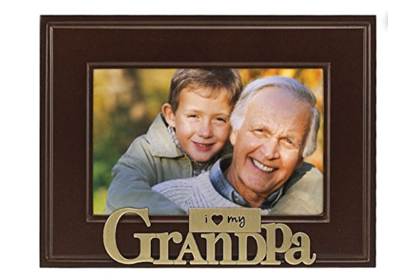 picture frame for grandpa gifts christmas