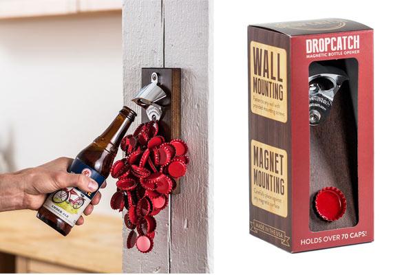 creative birthday gifts for boyfriend magnetic bottle opener