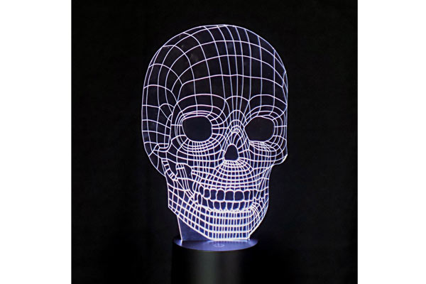 creative gifts for men lamp sculpture