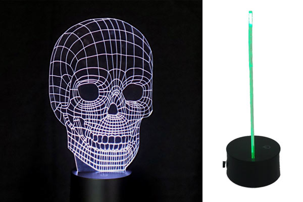 electronic gifts for men illusion light