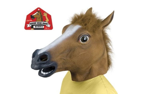 quirky gifts for him horse head