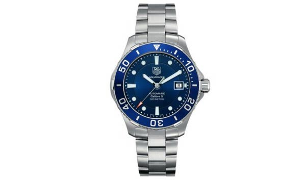 designer gifts for him Tag Heuer watch