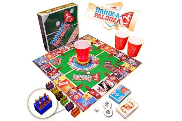 fun gifts for him board game